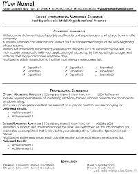 Solid1 5 Marketing Resume Template All Best Cv Resume Ideas