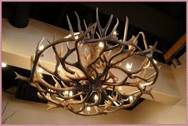 antler desk lamp lamp with deer chandelier lamp cherub chandelier fake antler chandelier