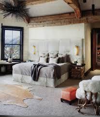 Modern Rustic Bedroom Bedroom Stunning Rustic Interiors For Bedroom Design With Bed