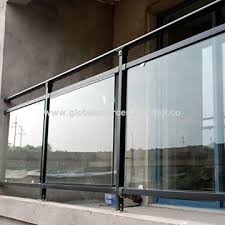 china 21 56mm clear sgp laminating glass for railings
