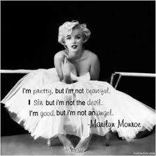 Beauty Quote Marilyn Monroe