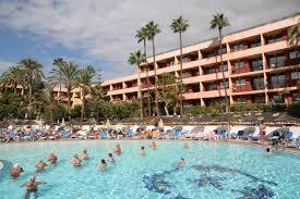 Hotel De Las Americas Hotel La Siesta Playa De Las Americas Tenerife Canary Islands