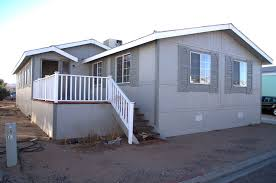 3 bedroom mobile home. front porch, space #107 3 bedroom mobile home