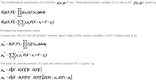 moments of bivariate probability distributions assignment help moments of bivariate probability distributions statistics assignment help order now