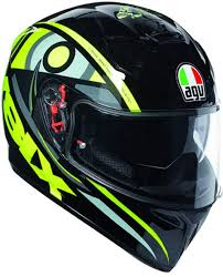 Soft Design Agv Agv K3 Sv Helmet Solun 46 Free Next Day Delivery Bike