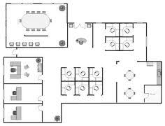 office layouts examples. Create Floor Plan Examples Like This One Called Office Floor Plan From  Professionally-designed Templates. Simply Add Walls, Windows, Doors, Office Layouts O