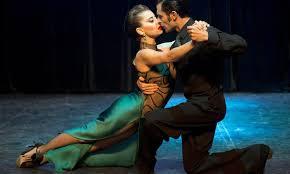 Танго любви
