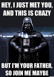 Hilarious Star Wars Memes | SMOSH via Relatably.com