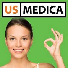 """US Medica on Twitter: """"<b>Роликовый массажер</b> для лица и тела ..."""