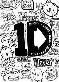 1 Direction Coloring Pages Coloring Pages