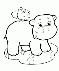 Small Picture Jungle Animal Cutouts Printable Coloring Coloring Pages