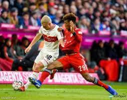 Wenn er in der kommenden bundesligapartie gegen den fc… Bundesliga Le Bayern Munich Etrille Le Vfb Stuttgart