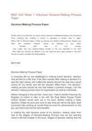 essays on decision making essays in decision making vol viii a volume in honour