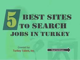 What Is The Best Job Site 5 Best Sites To Find Jobs In Turkey