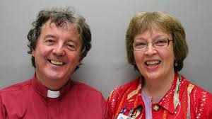 Father Noel Hickie and Marcia Hilton – StoryCorps