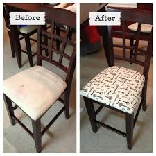 Mesmerizing Reupholstered Dining Room Chairs 86 With Additional Dining Room  Chair Cushions With Reupholstered Dining Room