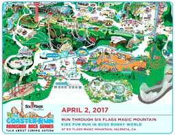 Hurricane Harbor Ca Six Flags Map Picture Hurricane Harbor Things To Do In Los Angeles