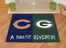 home interior daring chicago bears rug roundel area 27 from chicago bears rug