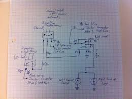 silveradosierra com • would this wiring diagram work electrical there will be 3 wires total that will run to the front of the truck and into the cab so it s best to plan for this and use protective shielding and wrap