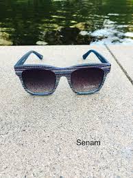 Akofa Designs African Print Frame Sunglasses
