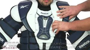 Reebok 9k Kfs Goalie Chest Protector