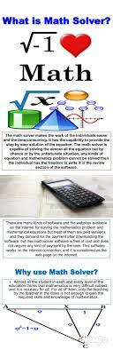 the math solver is considered as the tool for the person there are many kinds of websites which provide the calculation services