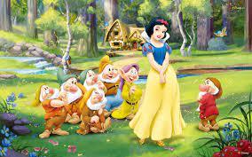 Princess Disney cartoon wallpaper (4 ...