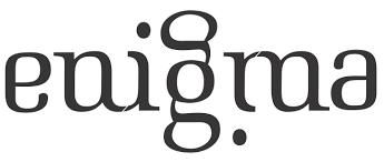 enigma typography jared george design enigma typography