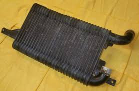 1987 Toyota Supra Turbo Intercooler 7MGTE Original Parts 86-92 MK3 ...