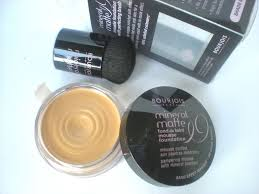 Bourjois Mineral Matte Mousse Foundation With Brush Choose