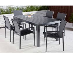 outdoor table and chairs. Boston-Jette 7 Piece Dining Outdoor Table And Chairs O