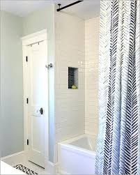 shower curtain rod ideas. Shower Curtain Rod Installation On Tile A Fresh Best Ceiling Mount Rods . Ideas U