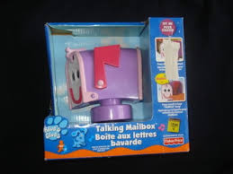 mailbox blues clues toy. Fine Toy Inside Mailbox Blues Clues Toy