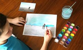 Convert Photo To Coloring Page Photoshop Spikedsweetteacom