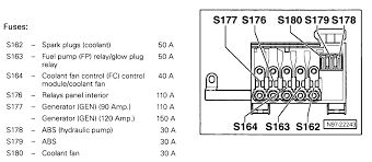 vw beetle fuse box wire wiring diagrams
