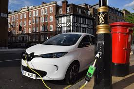 1000 ev charge points installed on