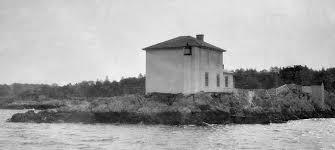 Ida Lewis Rock Lighthouse, Rhode Island at Lighthousefriends.com