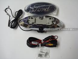 ford tailgate emblem back up camera backup camera tailgate ford f series truck f150 f250 f350 backup camera night vision technology
