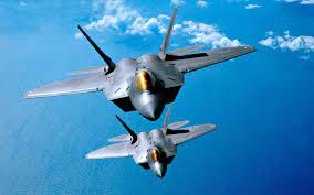 21 4K Ultra HD Lockheed Martin F-22 ...