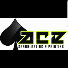 ace sandblasting and painting