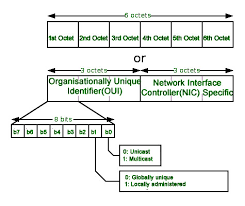 Introduction Of Mac Address In Computer Network Geeksforgeeks