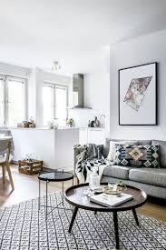 Dark Kitchen Decor Living Room