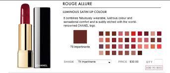 Anniemaxx Chanel Rouge Allure Luminous Satin Lip Colour