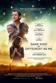 Same Kind of Different as Me (2017) subtitulada
