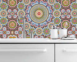 colourful kitchen wallpaper from kitchenwalls colourful beautiful things