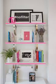 pink office decor. Emily Sidoti; ,; The Lines And Trim That You See In Pink Around Space Are Actually Just Neon Office Decor