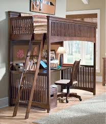 bunk bed office underneath. image of compact loft bed desk bunk office underneath s