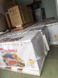 THANH LÝ DÀN TỦ ĐÔNG NISHU NEW | Mua bán đồ cũ tại Quảng Ninh