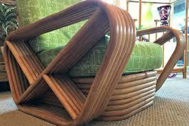 O Vintage Rattan Chair