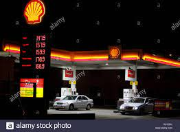 Cologne, Germany. 21st Nov, 2018. A shell fuel station price sign is seen  in Cologne, Germany. Diesel fuel prices are rising nearly as high as super fuel  prices. Gasoline prices remain high